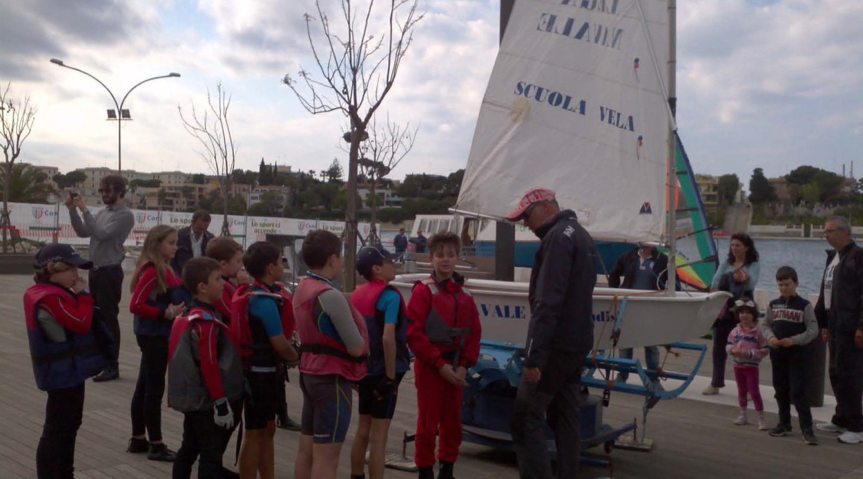 Lega Navale Italiana Brindisi Gruppo Sportivo Vela 5