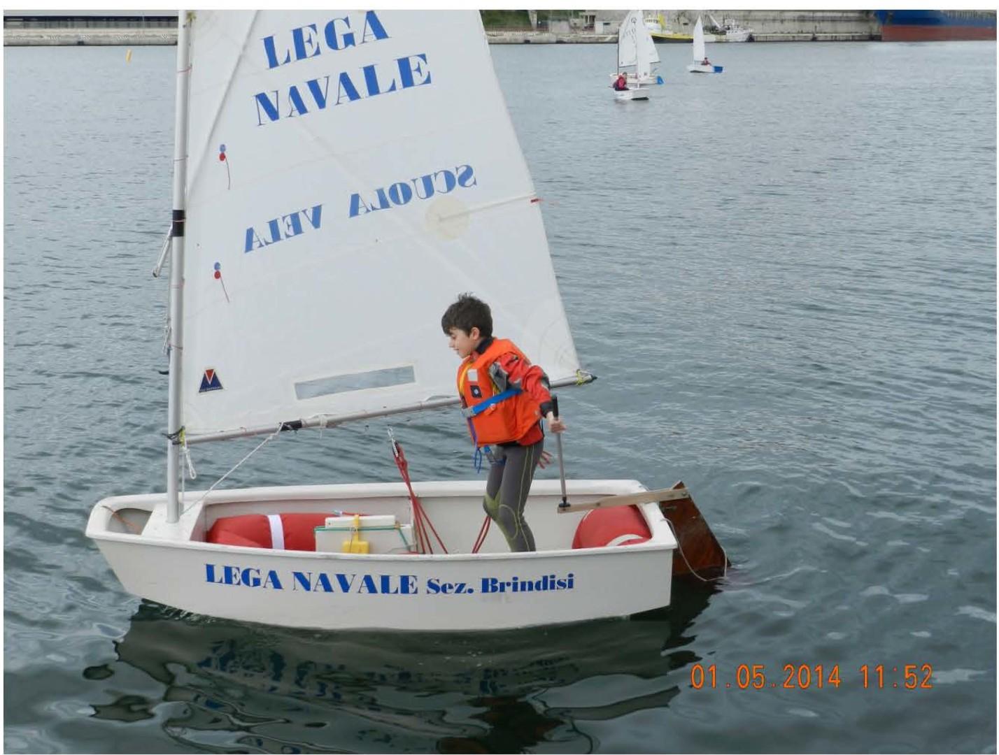 Lega Navale Italiana Brindisi Gruppo Sportivo Vela 6