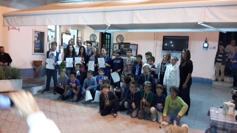 Lega Navale Italiana Brindisi Gruppo Sportivo Vela